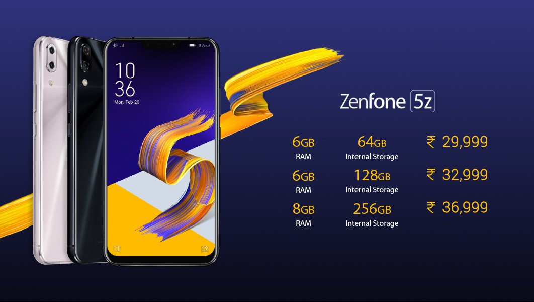Asus Zenfone 5Z with Snapdragon 845 launched in India 11