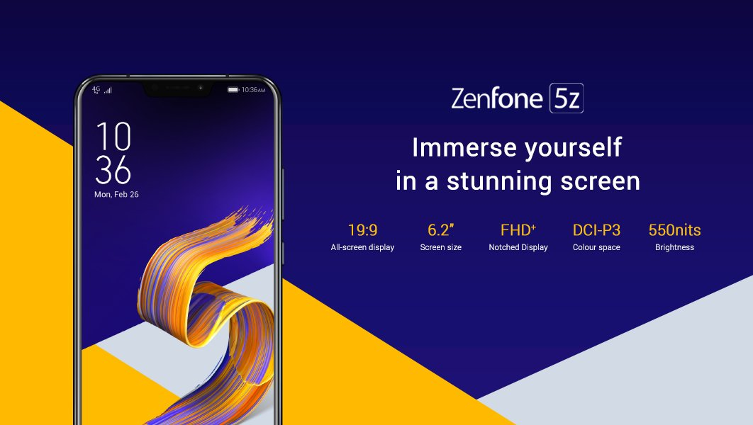 Asus Zenfone 5Z with Snapdragon 845 launched in India 5