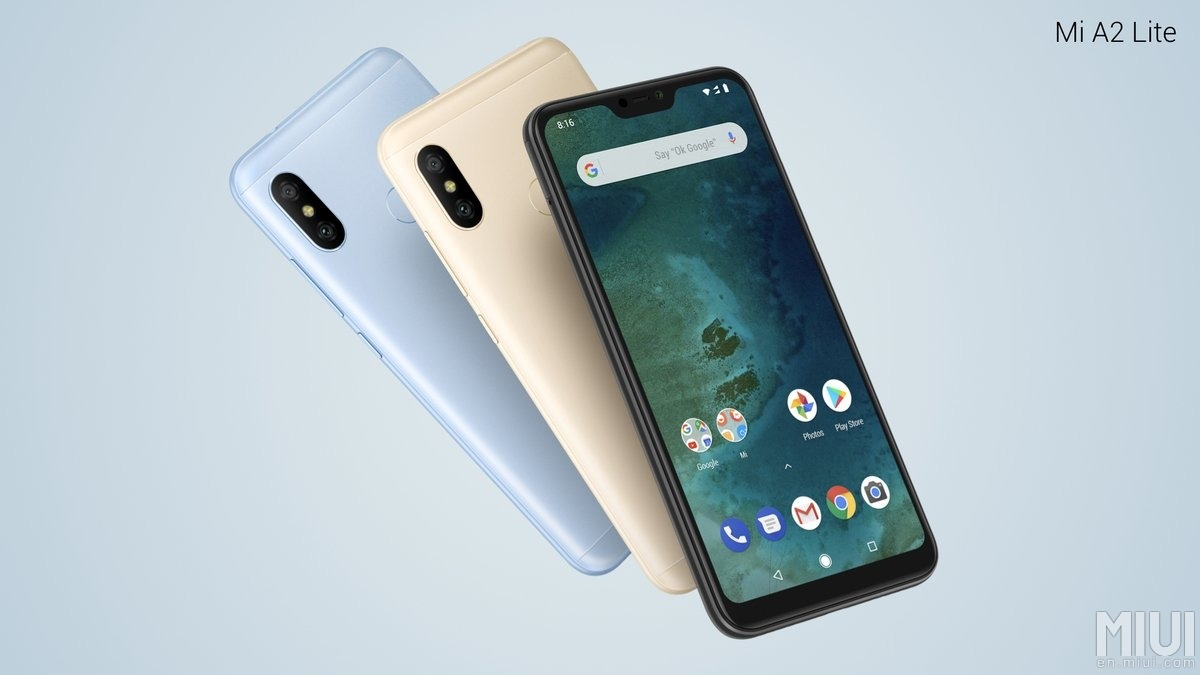 Xiaomi Mi A2 and Mi A2 Lite are now official - Here's all you need to know 3