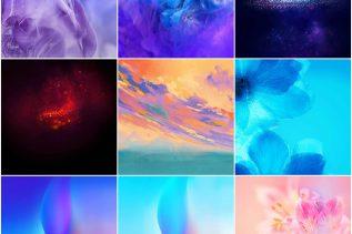 Huawei Nova 3 Stock Wallpapers