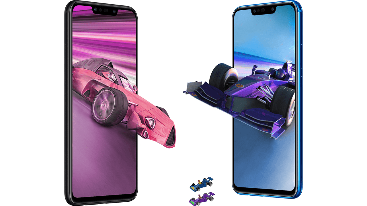 Huawei Nova 3i comes with the All-new Kirin 710 chipset 4