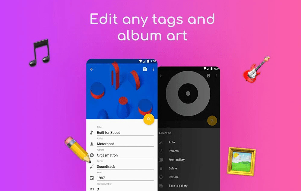 Best Tag Editor for Android