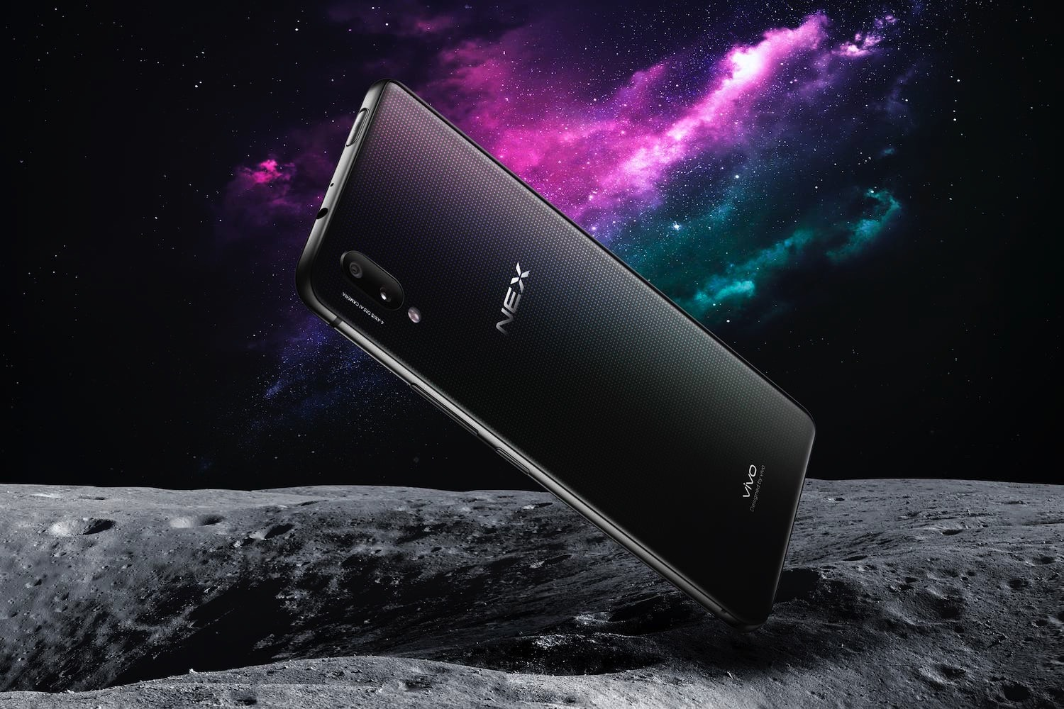 Vivo NEX with bezel-less design & pop-up camera launched in India at Rs 44,990 10