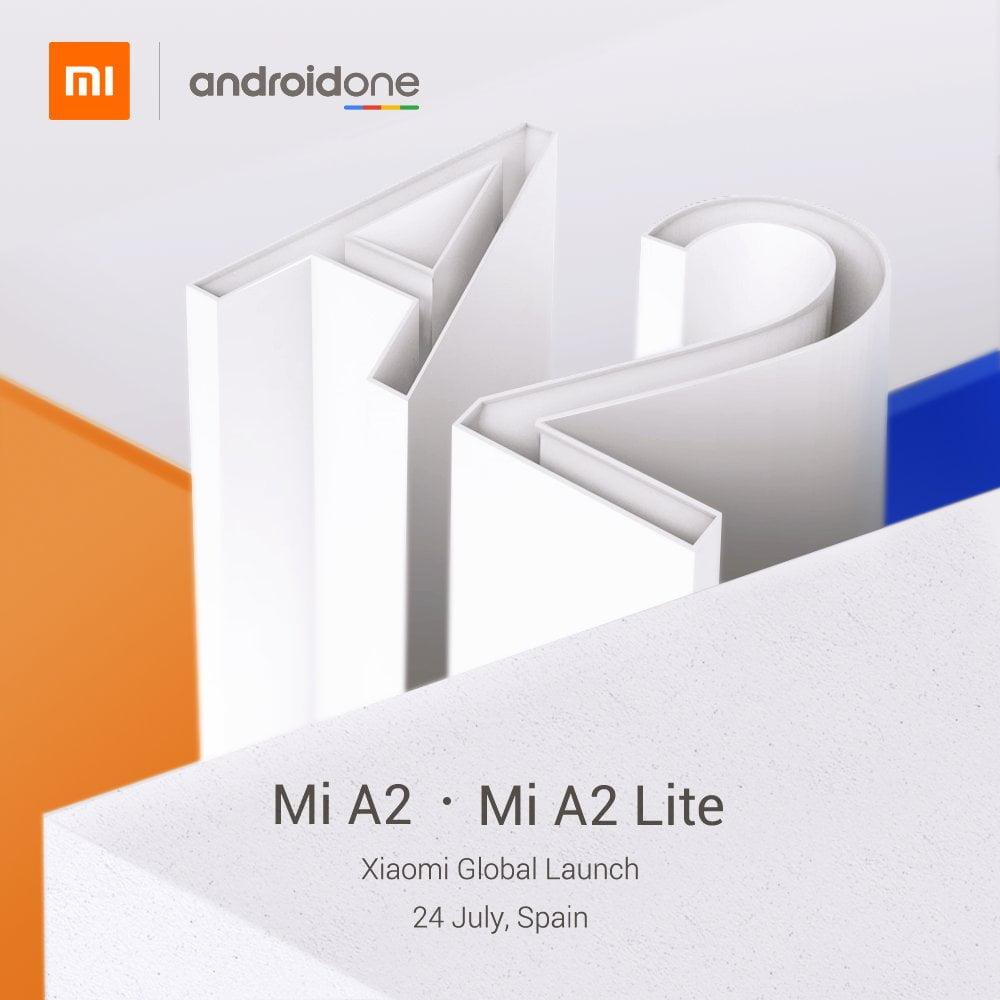 [UPDATE] Xiaomi Mi A2 teaser confirms the launch of Mi A1's successor 3