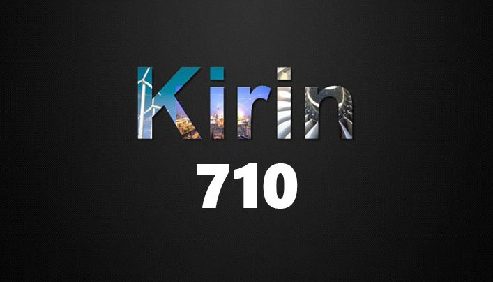 Helio P70 vs Kirin 710
