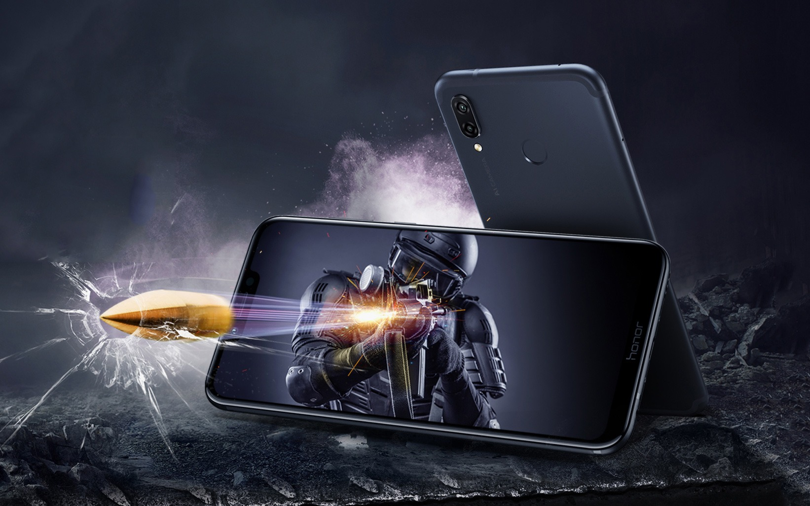 Honor Play with Kirin 970 launched in India at a starting price of Rs 19,999 1
