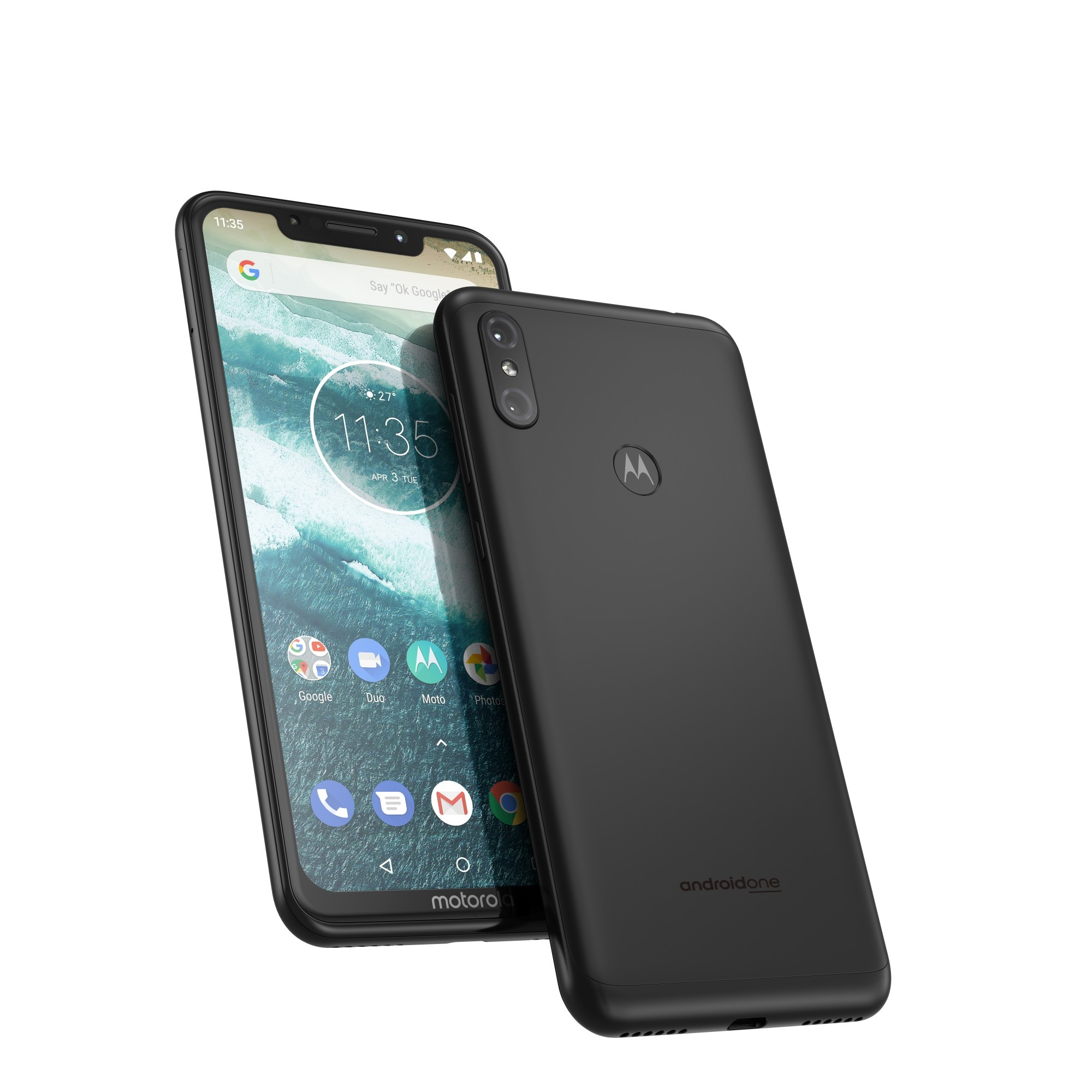 Motorola One & Motorola One Power officially announced 6