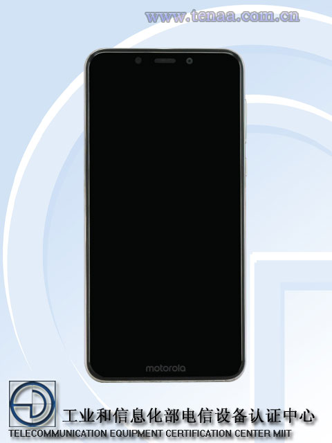 Motorola One shows up on TENAA with an HD+ display & 3,000mAh battery 3