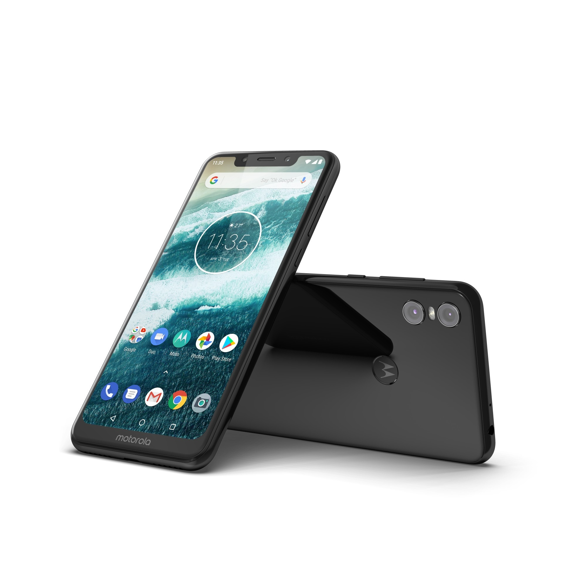 Motorola One & Motorola One Power officially announced 4