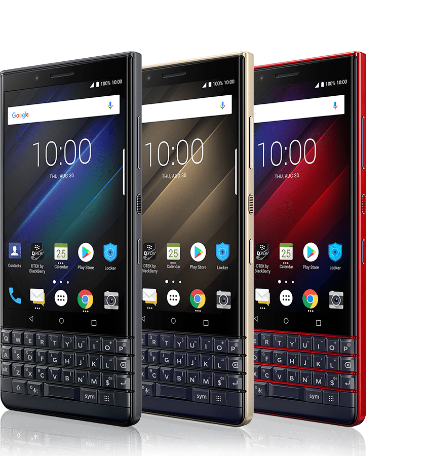 Blackberry Key2 LE is now official with Snapdragon 636 & QWERTY keypad