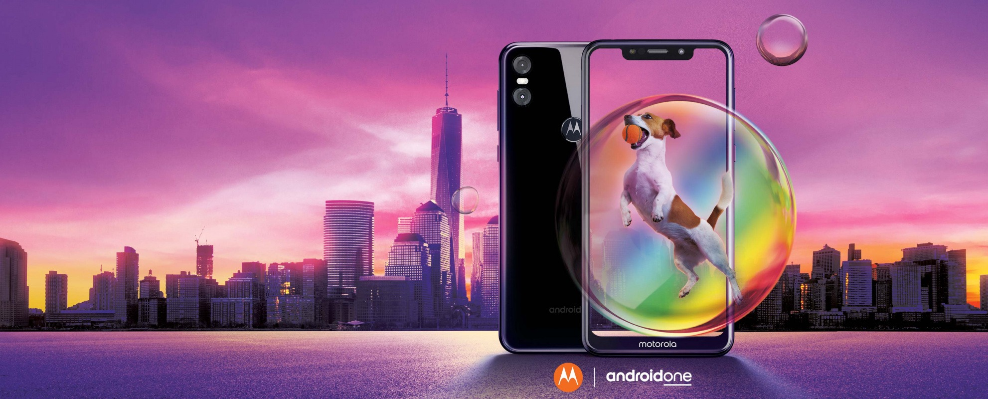 Motorola One & Motorola One Power officially announced 3