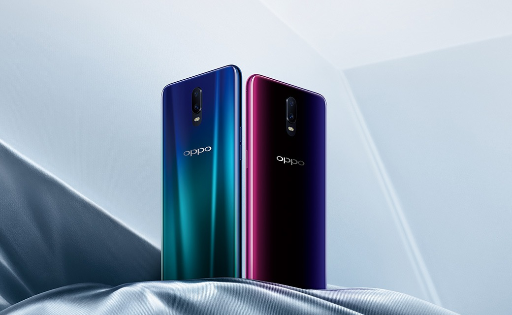 Oppo R17 - World's first phone featuring Snapdragon 670 & Gorilla Glass 6 1