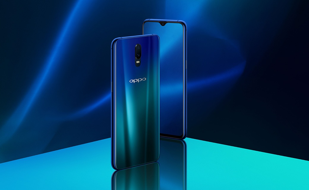 Oppo R17 - World's first phone featuring Snapdragon 670 & Gorilla Glass 6 4