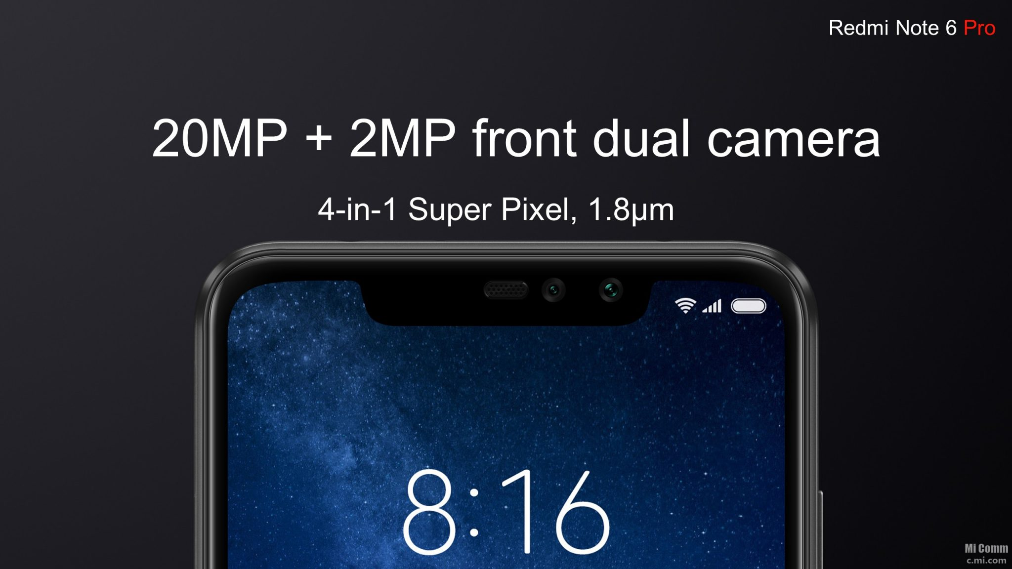 Xiaomi Redmi Note 6 Pro quietly announced in Thailand 6