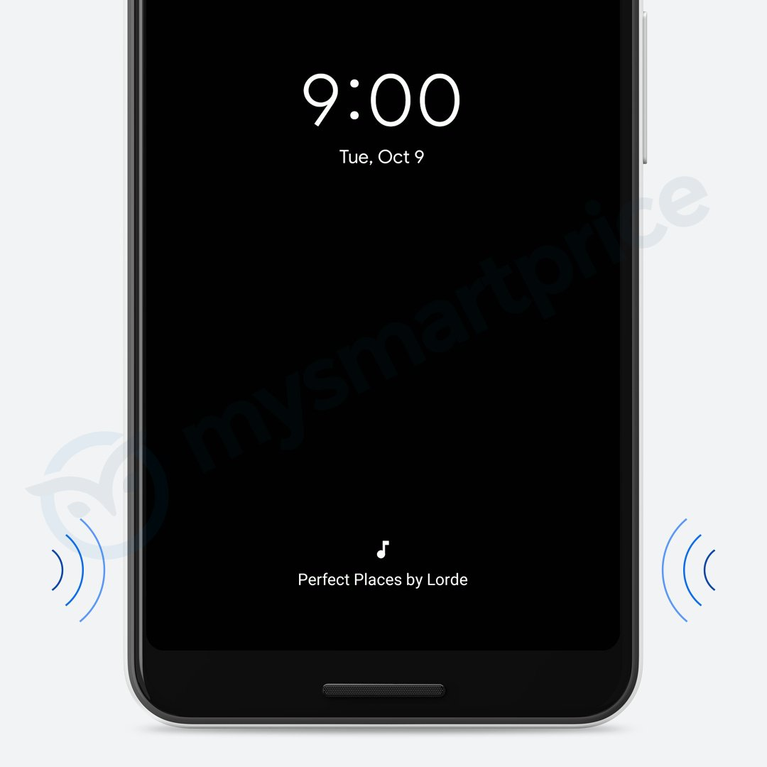 Another set of Google Pixel 3 (not XL) renders leaked