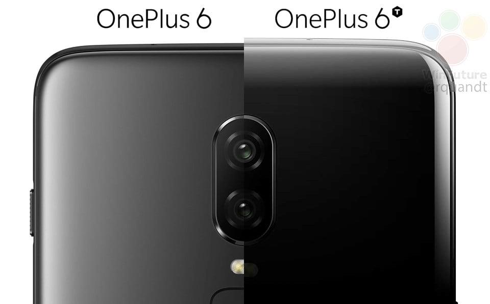 OnePlus 6 vs OnePlus 6T