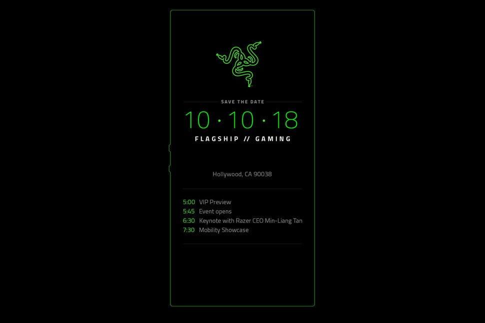 Razer Phone 2 Launch