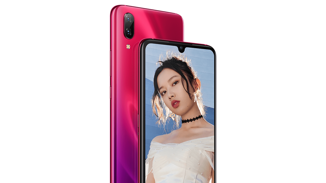 Vivo X23 with Snapdragon 670 & waterdrop notch goes official 3