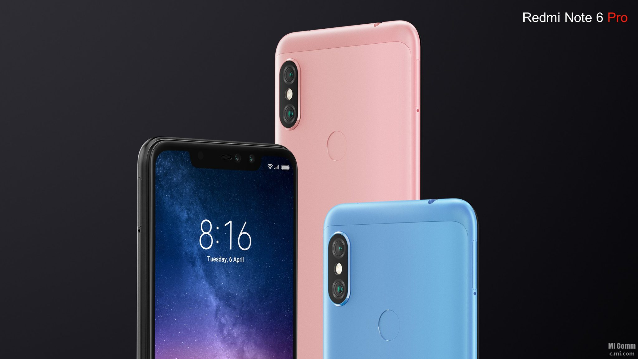 Xiaomi Redmi Note 6 Pro quietly announced in Thailand 1