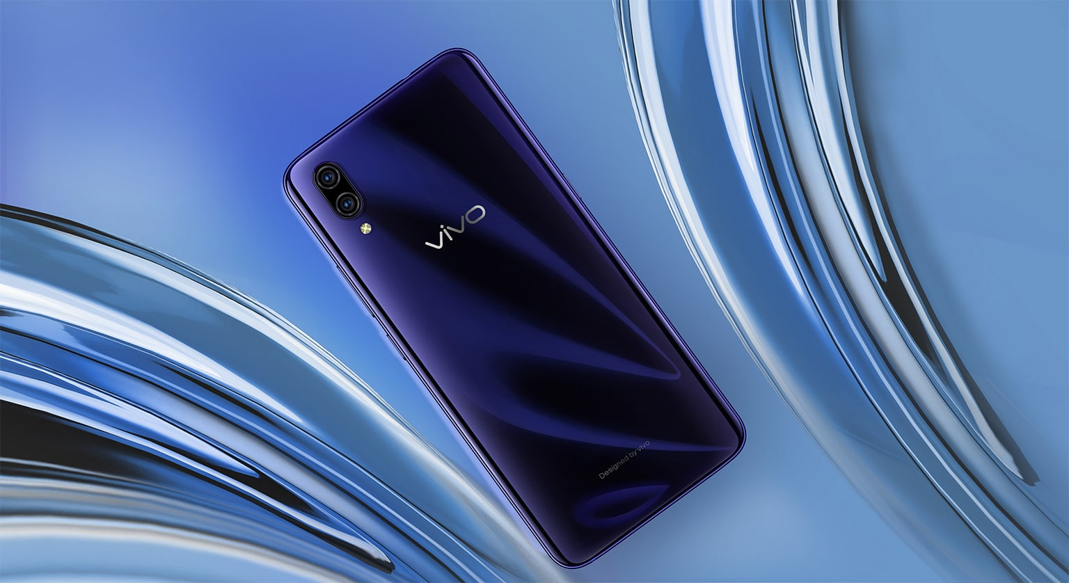 Vivo X23 with Snapdragon 670 & waterdrop notch goes official 1