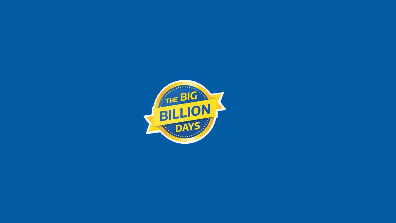 Flipkart Big Billion Days best offers