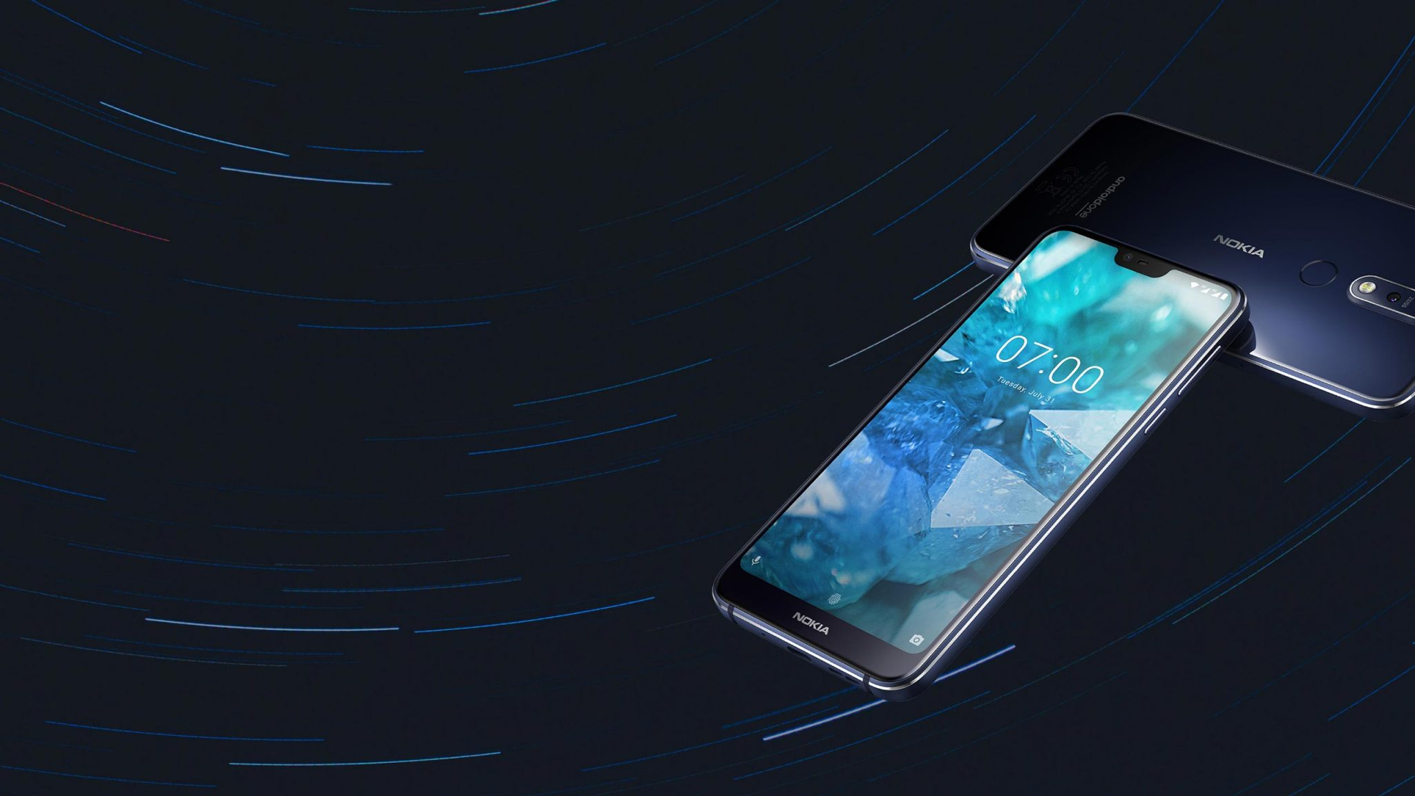Nokia 7.1 with 19:9 display and dual cameras announced 1