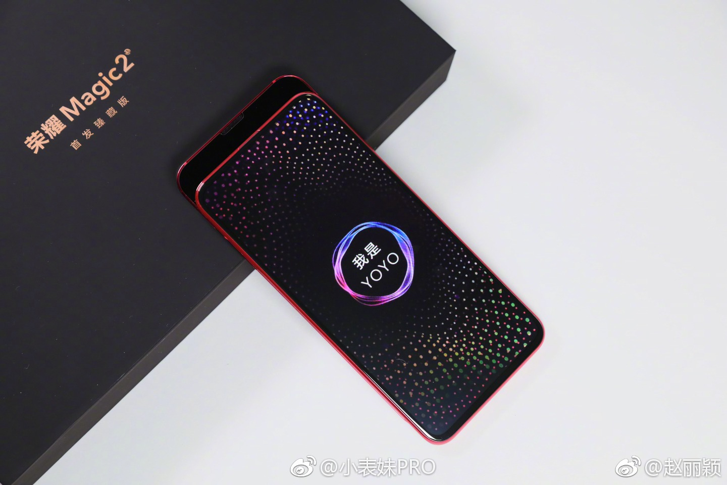 Honor Magic 2 now shows up in a couple of live images