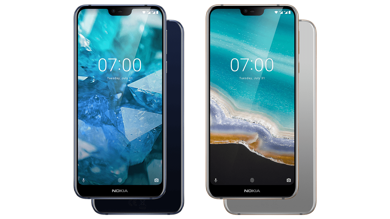 Nokia 7.1 with 19:9 display and dual cameras announced 9