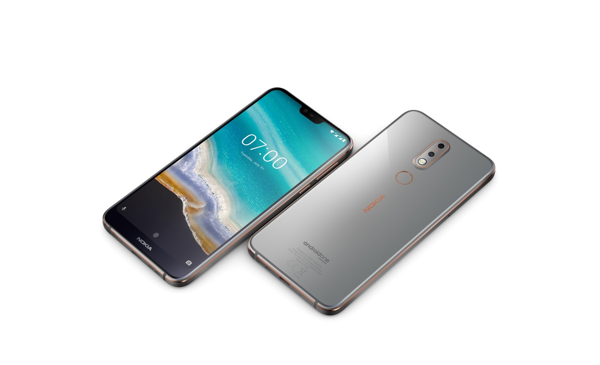 Nokia 7.1 with 19:9 display and dual cameras announced 7