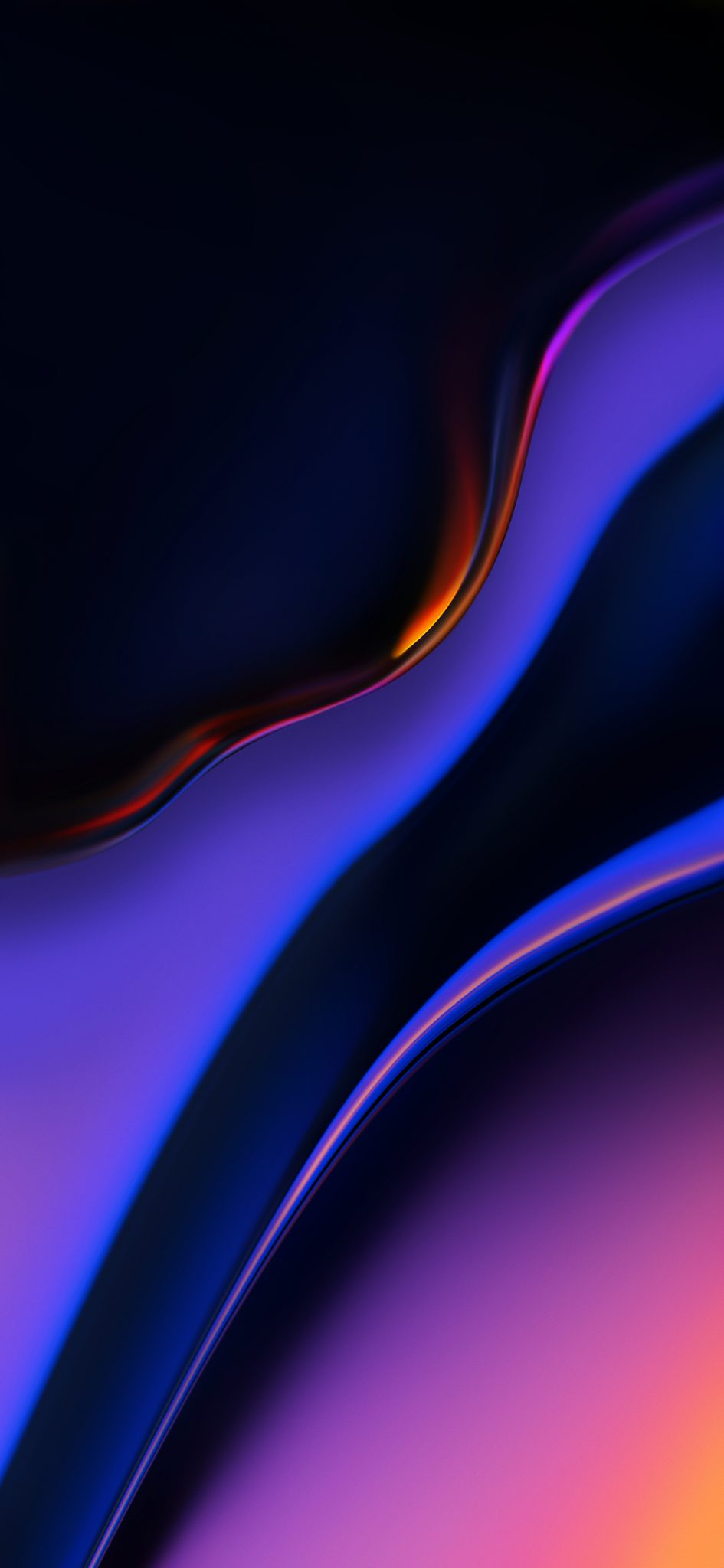 OnePlus 6T Stock Wallpapers