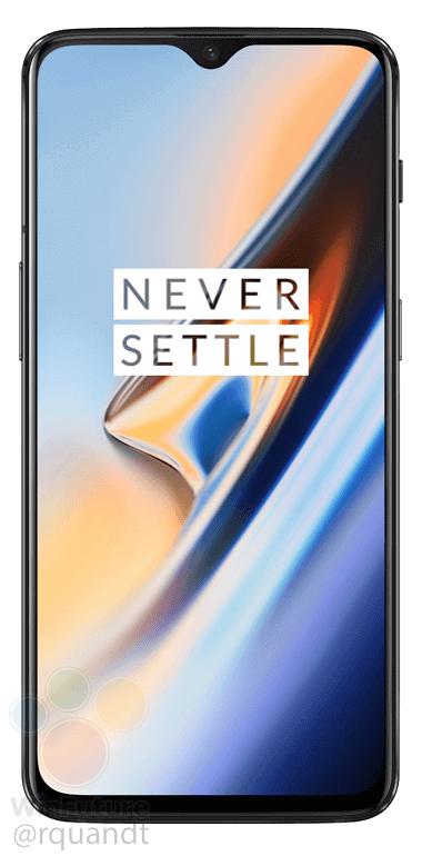 Press Renders - Here's the OnePlus 6T in Midnight Black & Mirror Black 5