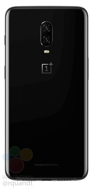 Press Renders - Here's the OnePlus 6T in Midnight Black & Mirror Black 4