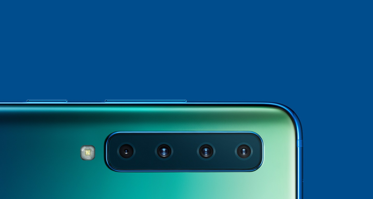 Samsung Galaxy A9 launched - World's first Quad Camera phone 1