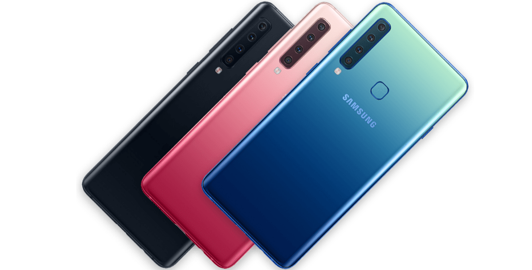 Samsung Galaxy A9 launched - World's first Quad Camera phone 8