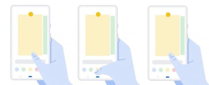 disable gesture navigation on Google Pixel 3