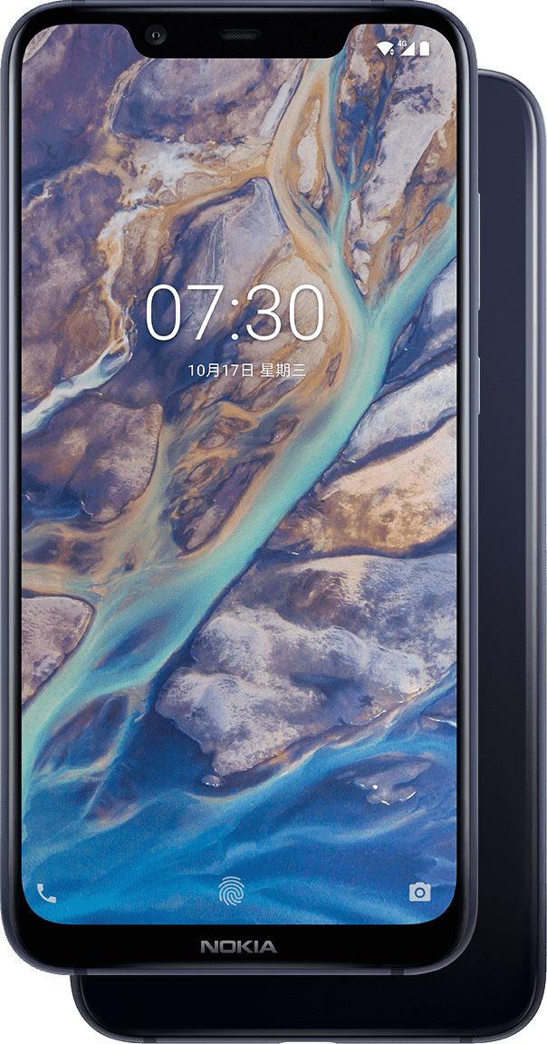 Nokia X7 (Nokia 7.1 Plus) with Snapdragon 710 launched in China 8