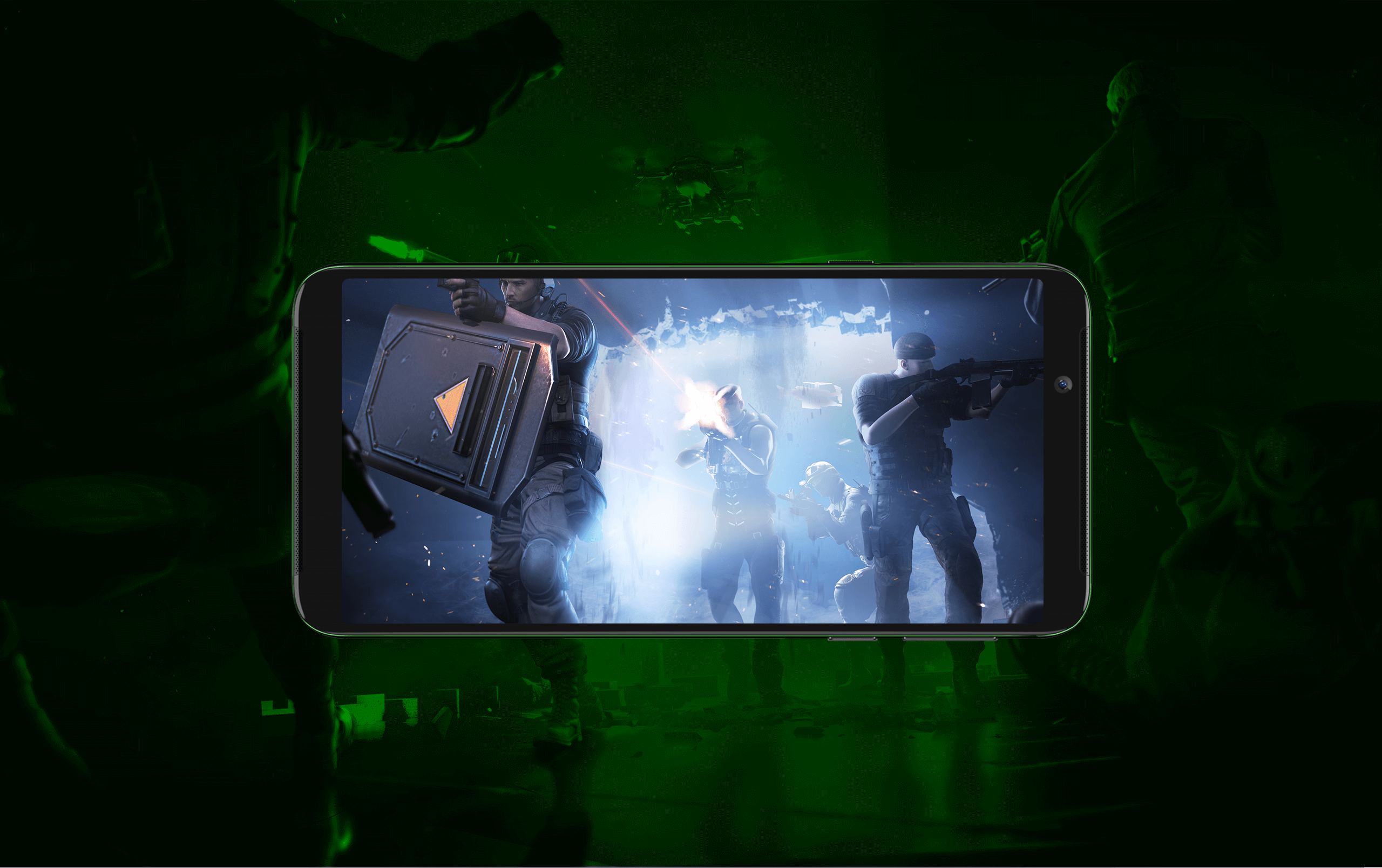 Xiaomi Black Shark Helo launched with up to 10GB RAM & Snapdragon 845 4