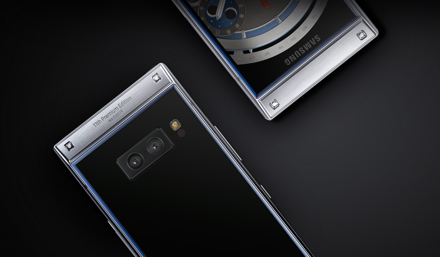 Samsung W2019 announced with dual screens & dual rear cameras 6