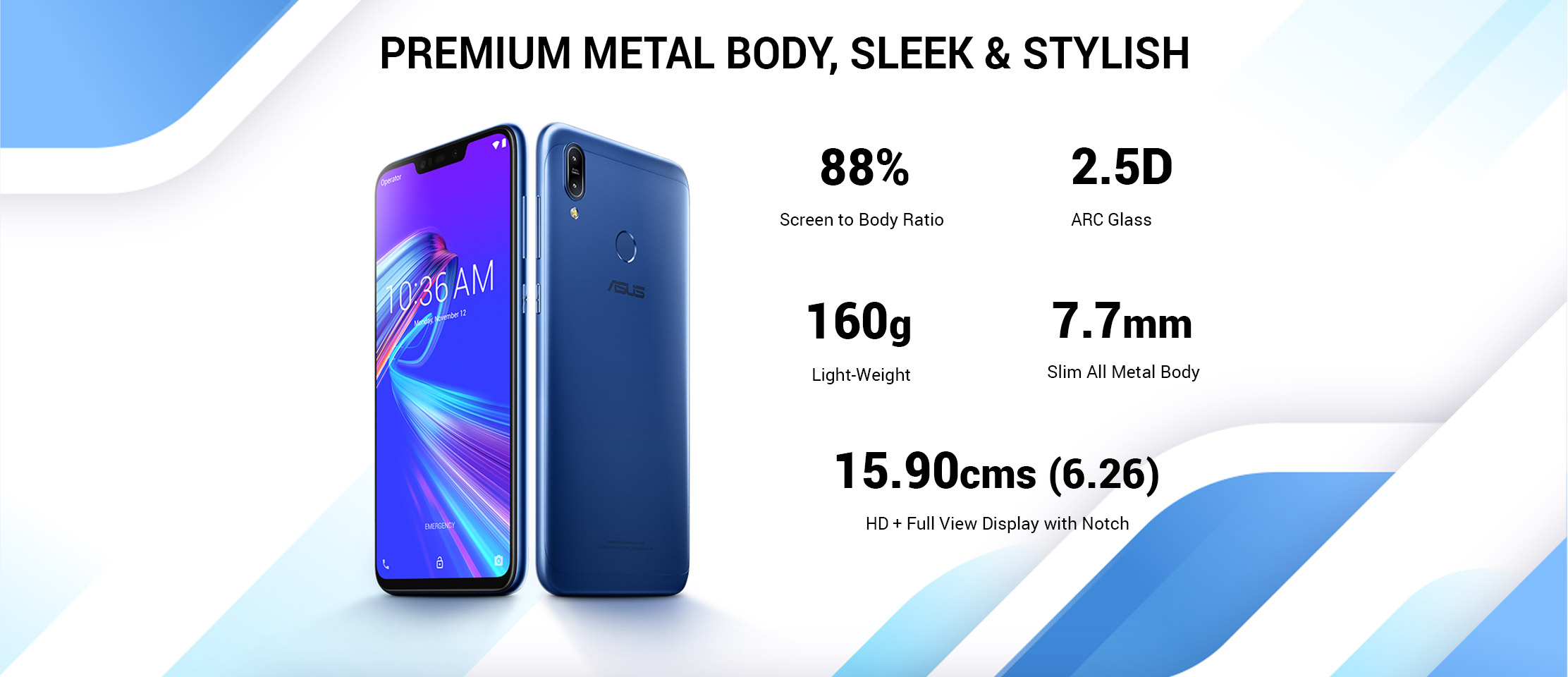 Asus Zenfone Max Pro M2 & Max M2 launched in India