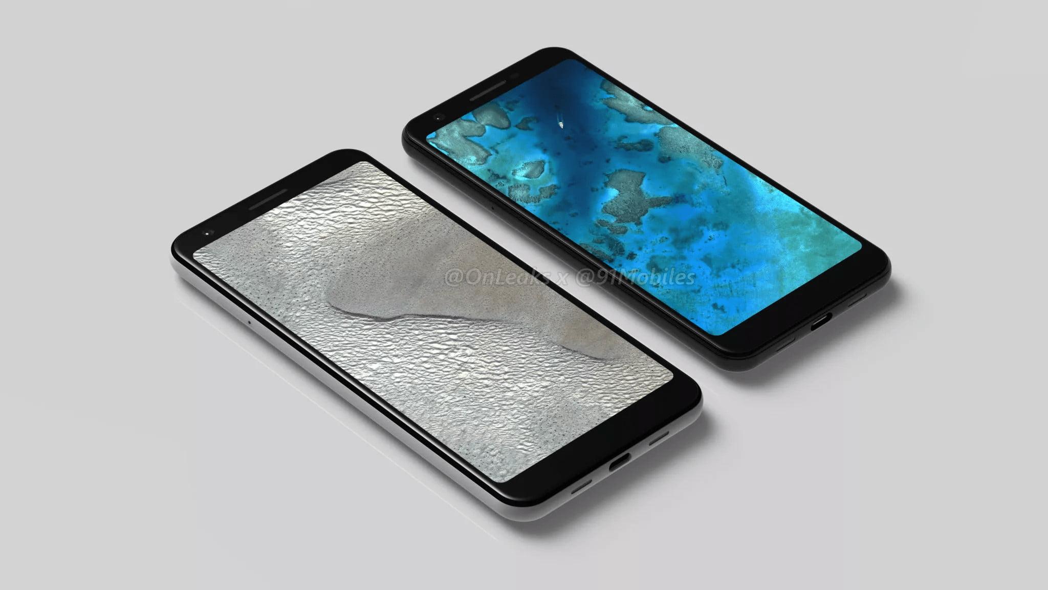 Google Pixel 3 Lite