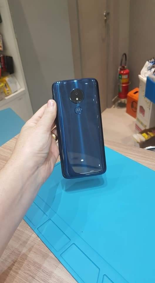 Moto G7 Power from rear