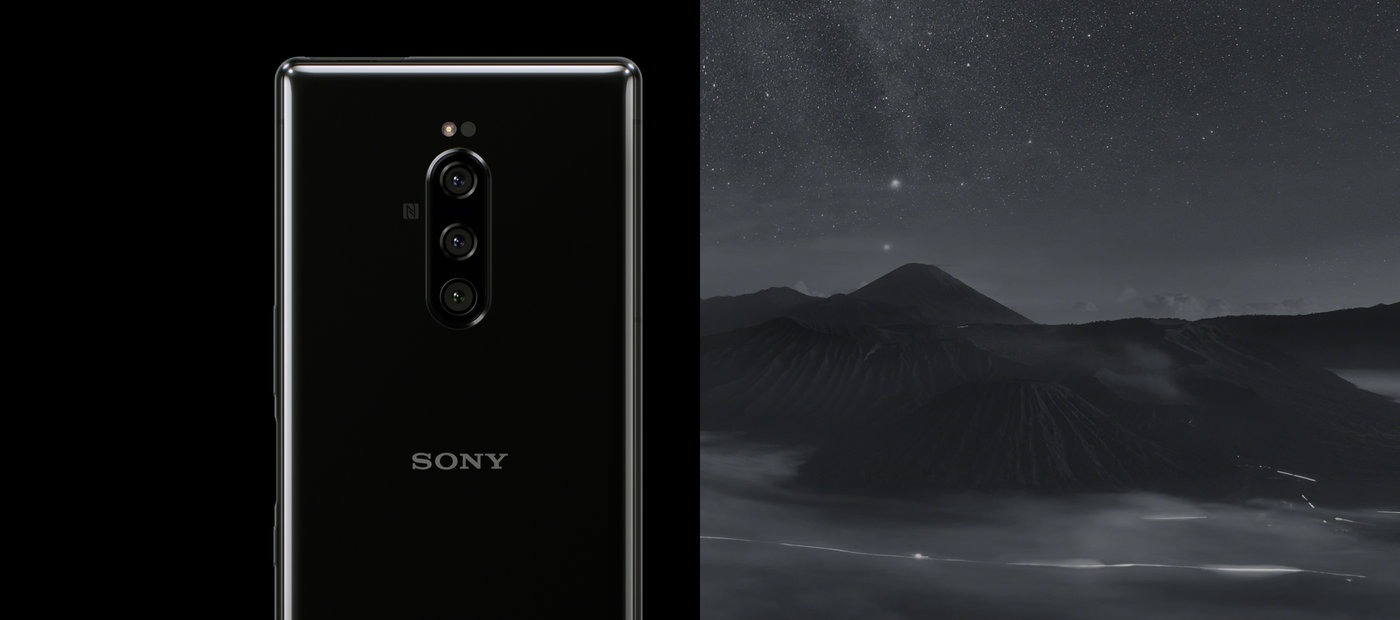 Sony Xperia 1 launched with 4K OLED screen & triple cameras