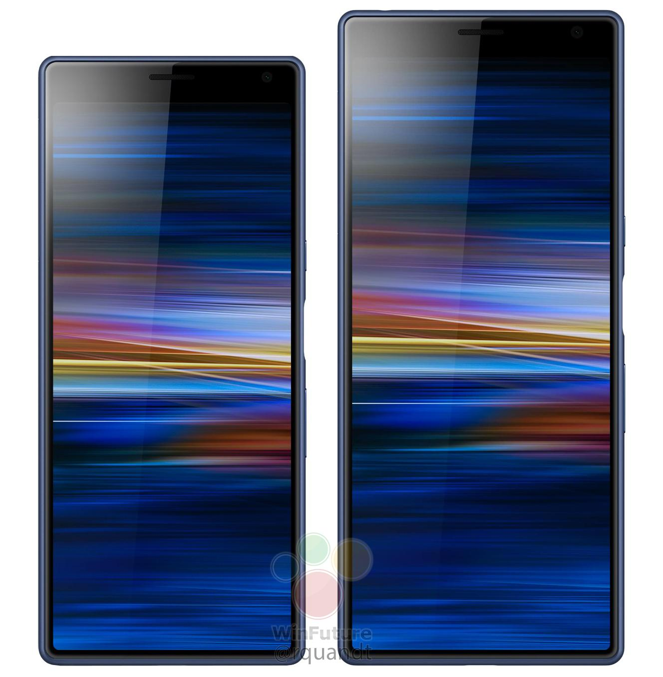 Sony Xperia 10 & 10 Plus