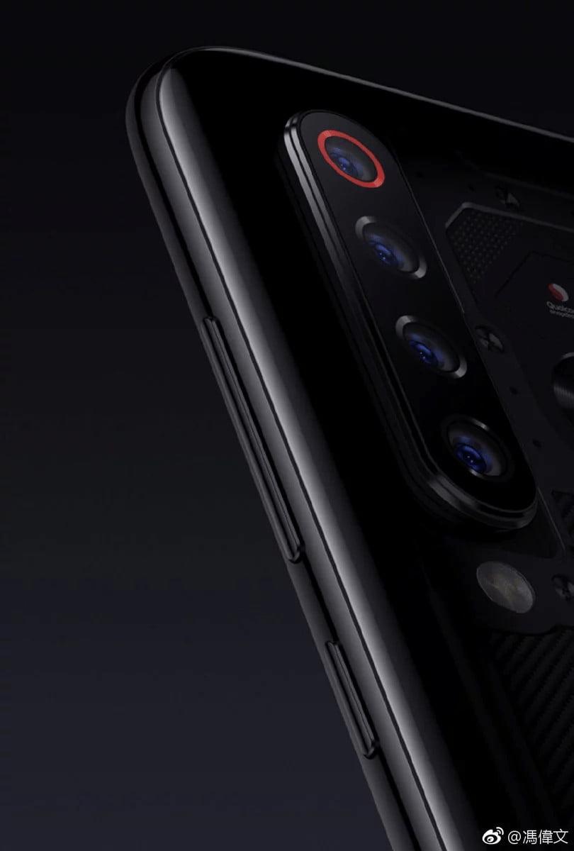 This is the Xiaomi Mi 9 Explorer Edition