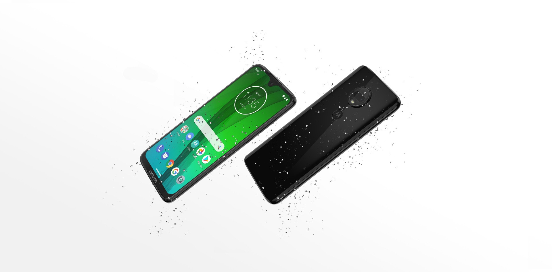 Moto G7 Family is now official - Moto G7, G7 Plus, G7 Play & G7 Power