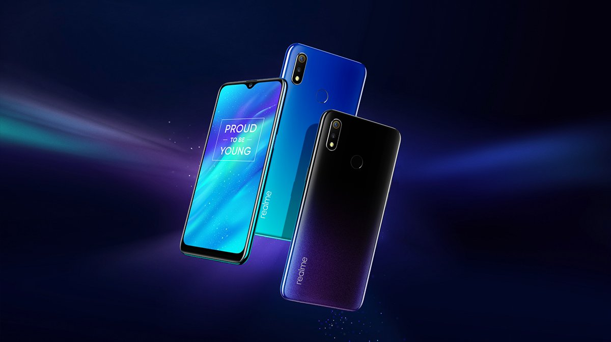 Realme 3 launched in India with Helio P70, price starts at Rs 8,999