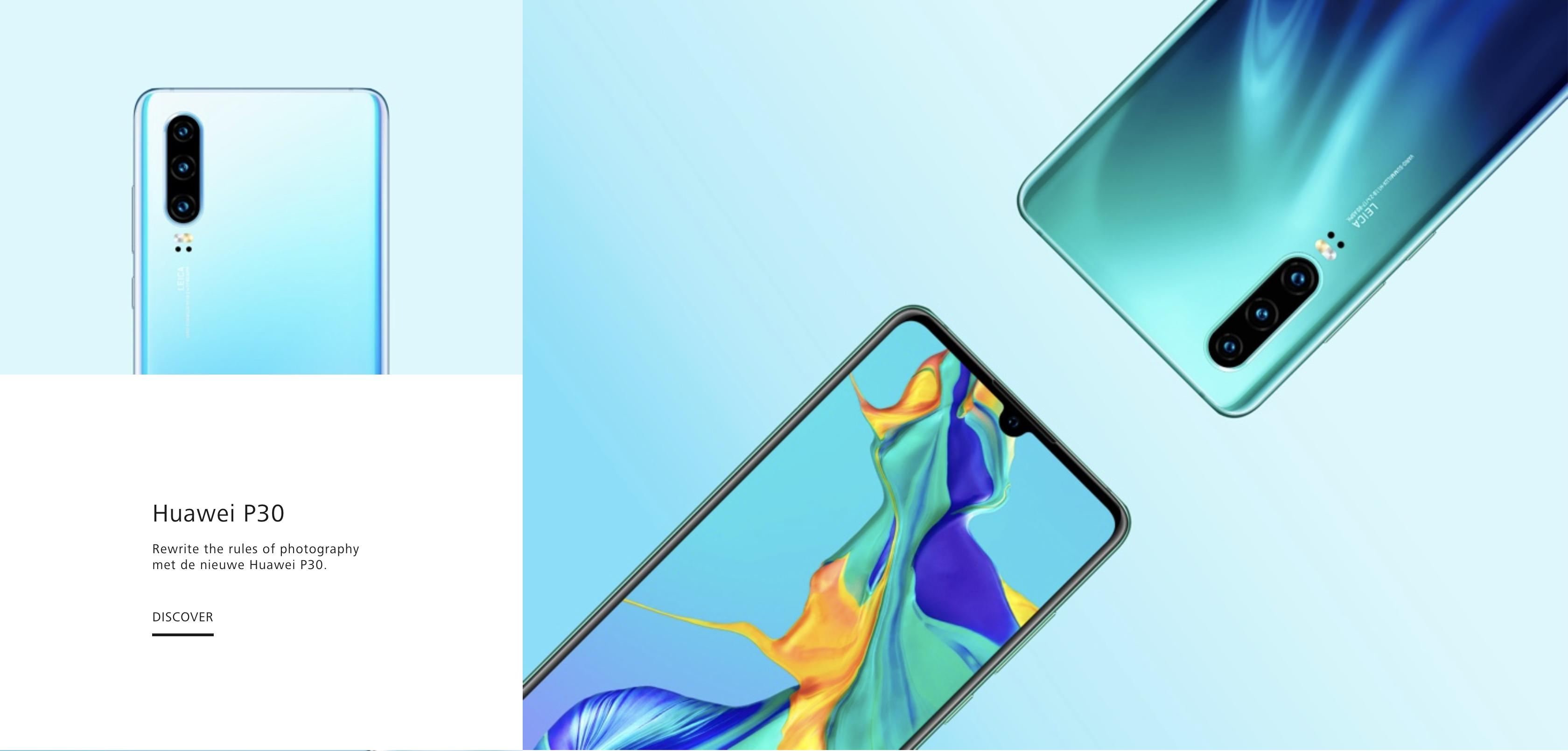 Huawei P30 & P30 Pro launched - Here's all you need to know