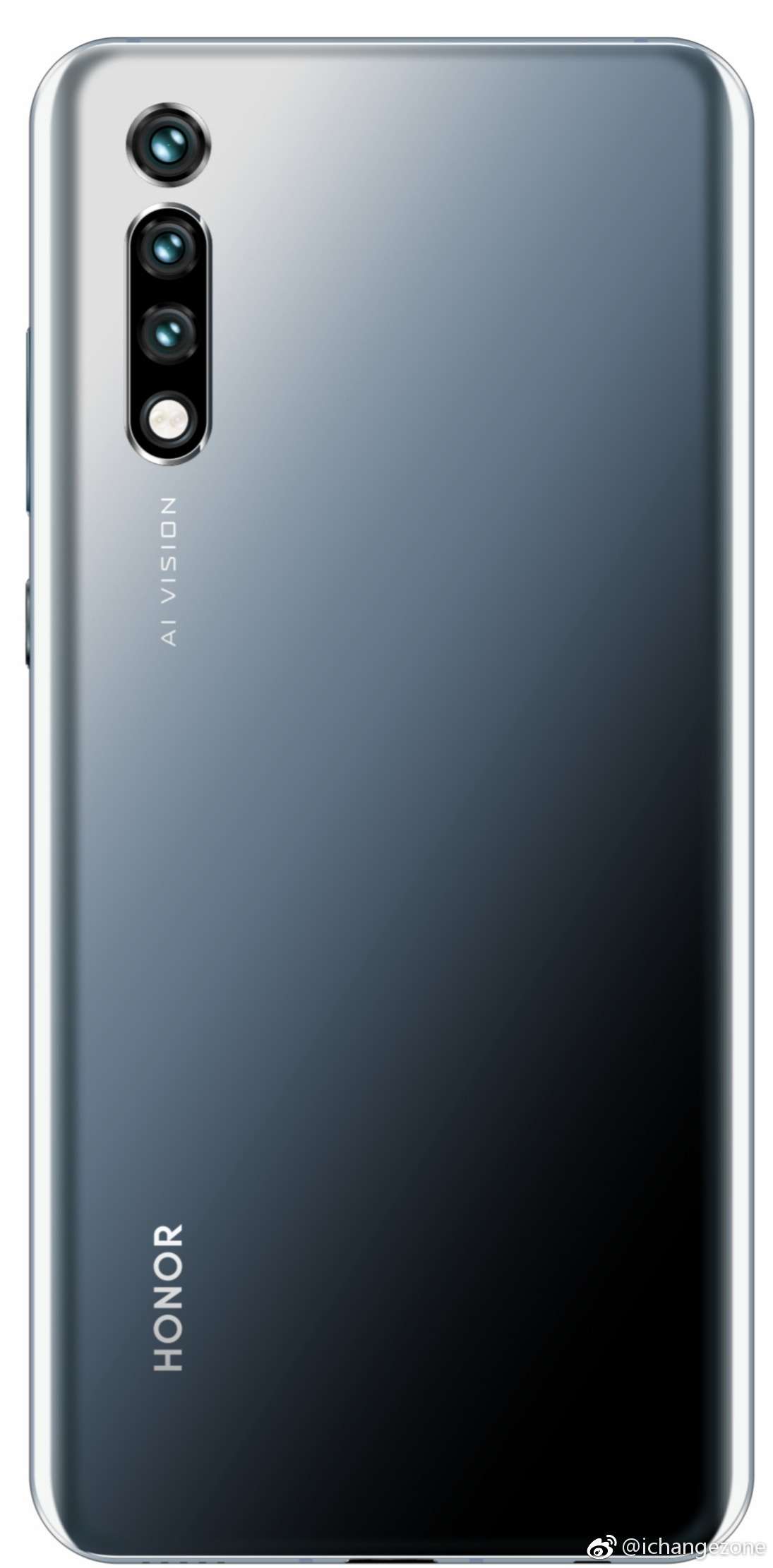 Honor 20 Press Render