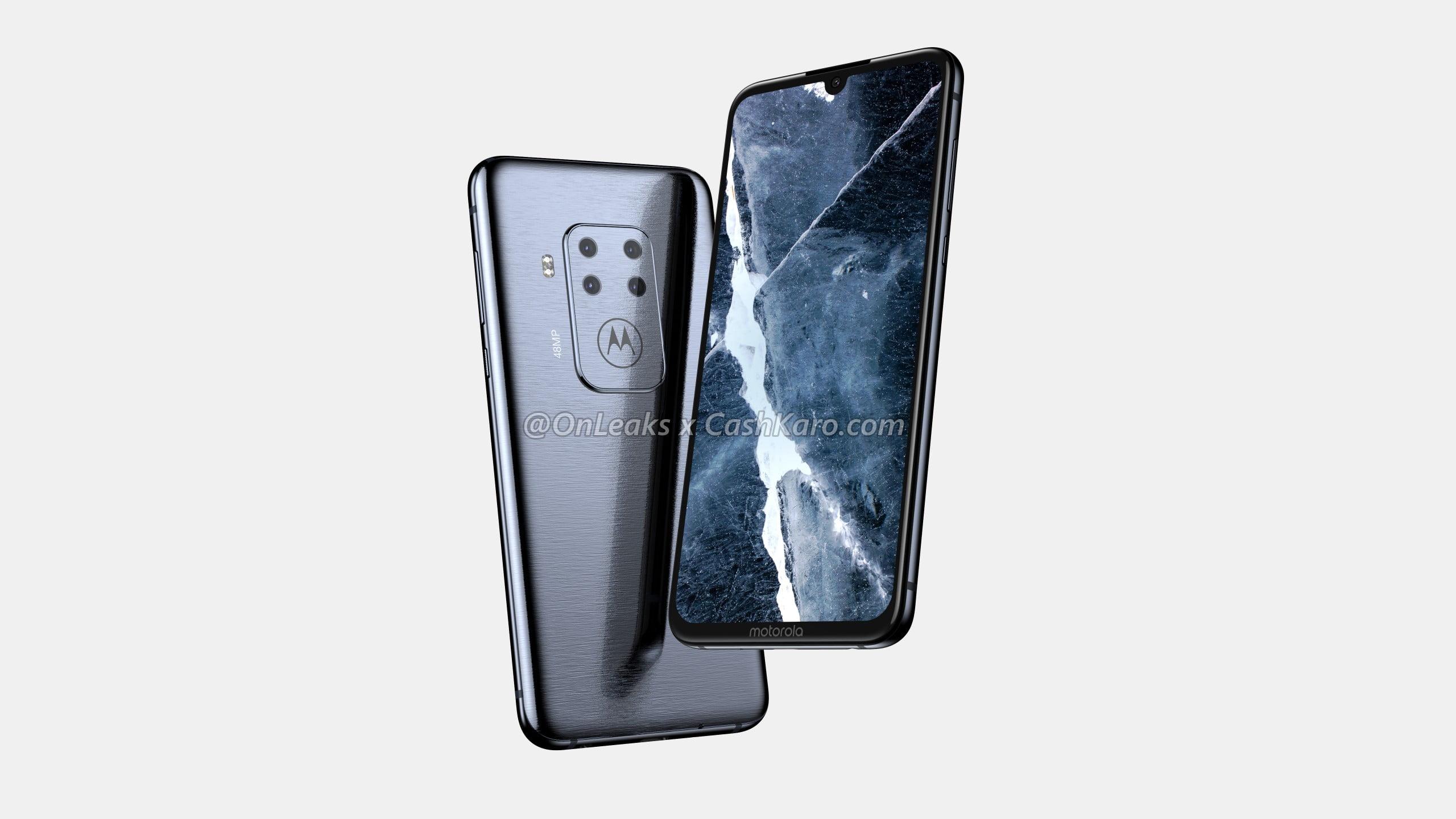 Quad Camera Phone
