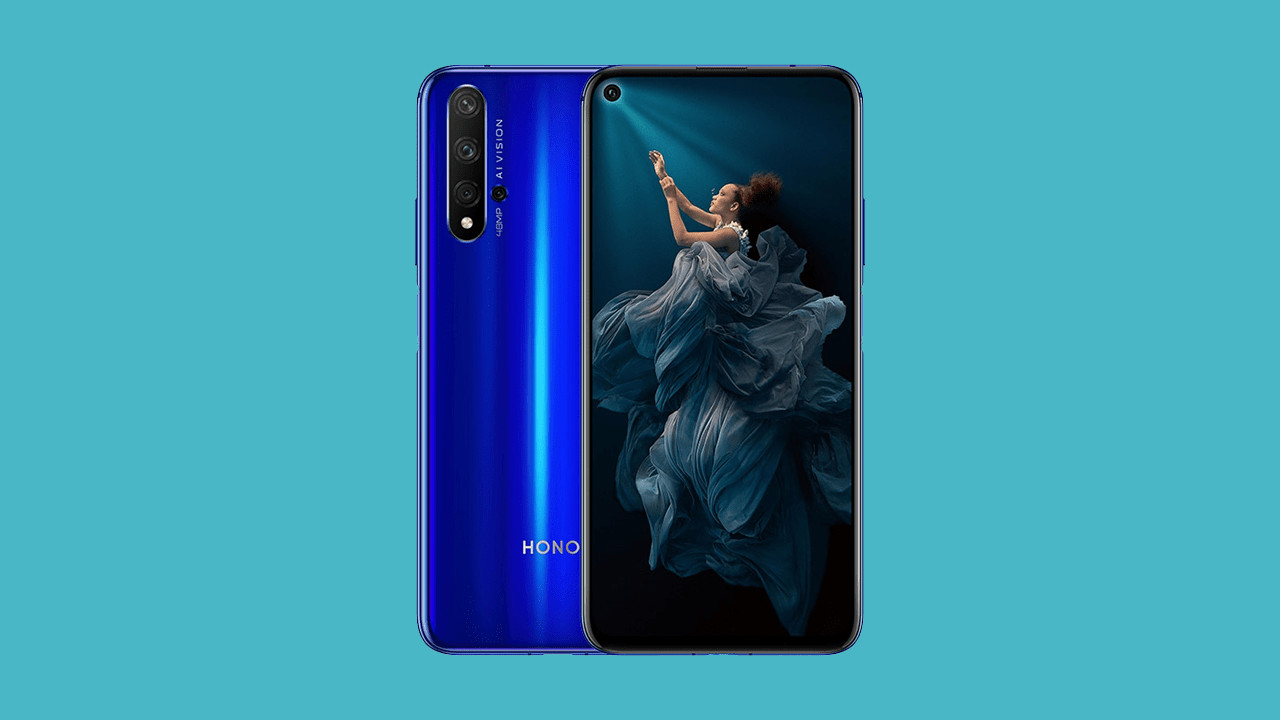 Honor 20 Stock Wallpapers